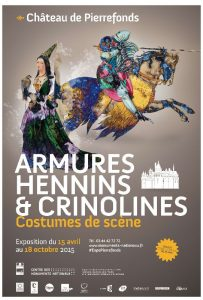 Affiche Pierrefonds
