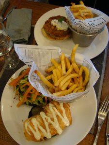 burger Moutarde Street Saint Michel - DR Melle Bon Plan