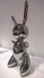 expo Jeff Koons Centre Pompidou - DR Melle Bon Plan