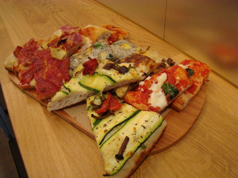 pizzas à la coupe Al Taglio Dragon - DR Melle Bon Plan