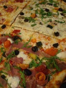 Pizza géante chez Papelli - DR Melle Bon Plan