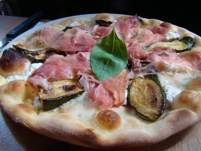 Pizza Ceccato Cucuzza - DR Melle Bon Plan