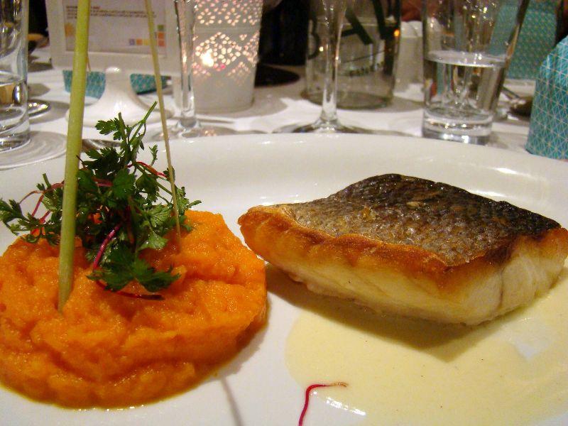 plat poisson Chalet des iles Daumesnil - DR Melle Bon Plan