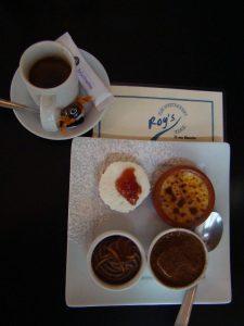 Café gourmand Roy's Pub - DR Melle Bon Plan