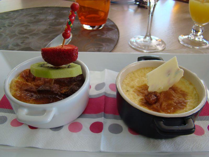 fionaïe Restaurant l'Espadon Saint Jean de Monts - DR Melle Bon Plan