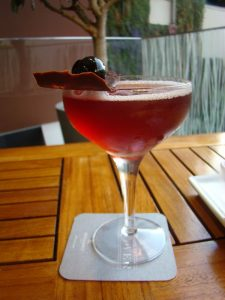 cocktails Bar Makassar du Renaissance Paris Arc de Triomphe - DR Melle Bon Plan