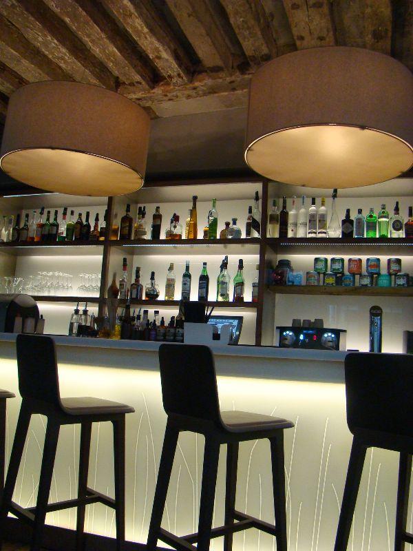 Les bars d 39 h tels parisiens de melle bon plan for Bon plan hotel paris