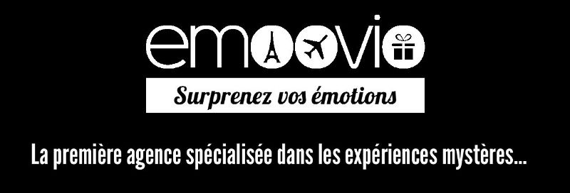 Emoovio agence de voyage mystère