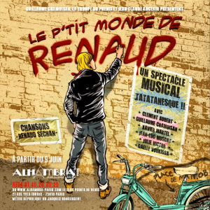 Le p'tit monde de Renaud