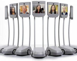 Les robots BEAM produits par l'entreprise AWAbot humanoides_beam