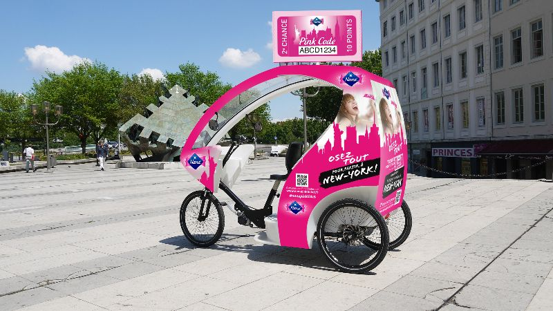 Cyclo-NANA opération Pink Codes