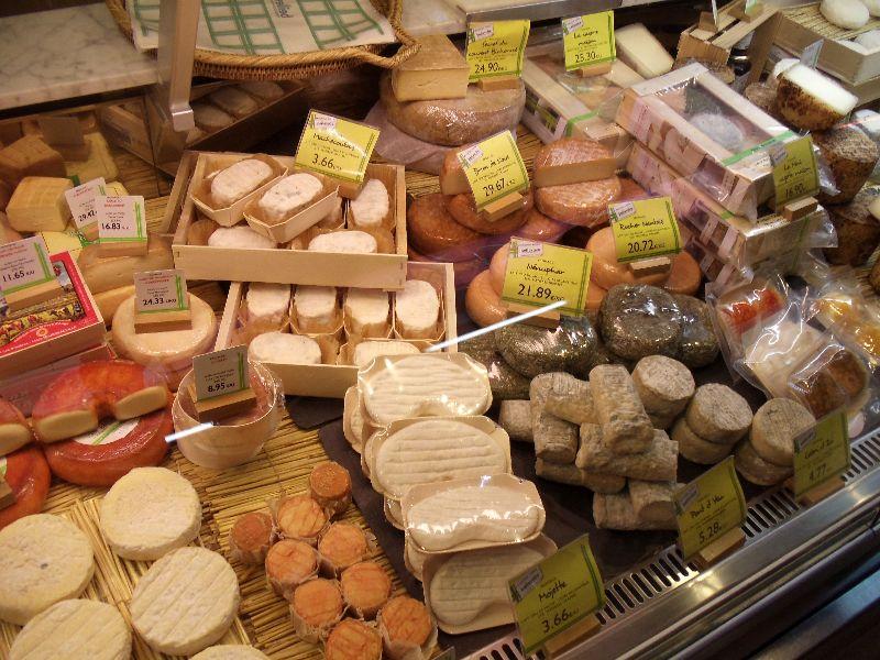fromages Beillevaire Saint Jean de Monts