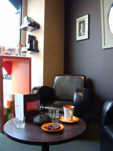 salon de thé A La Reine Astrid - DR Melle Bon Plan