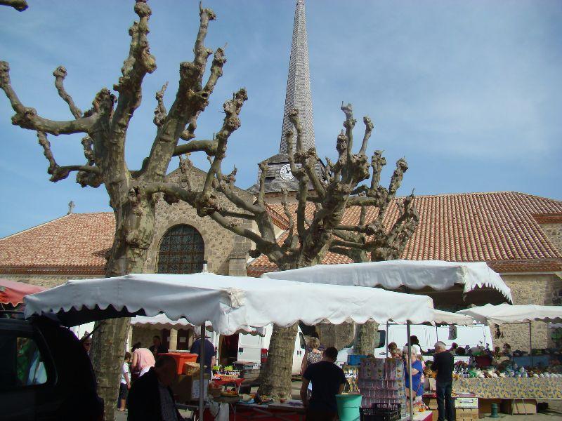 marché Saint Jean de Monts - DR Melle Bon Plan