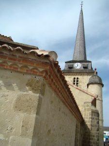 église Saint Jean de Monts - DR Melle Bon Plan