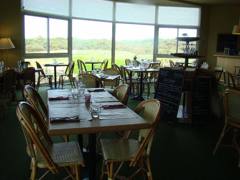 Le Restaurant du golf Saint Jean de Monts - DR Melle Bon Plan