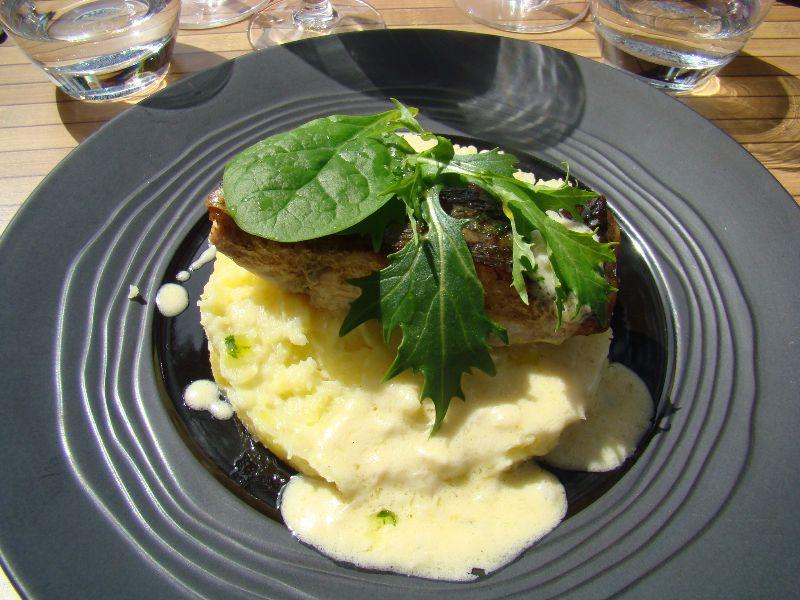 poisson maigre Le Restaurant du golf Saint Jean de Monts - DR Melle Bon Plan