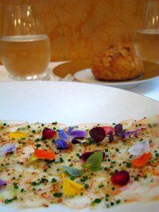 Crabe Royal façon sashimi Le Bien Aimé - DR Melle Bon Plan