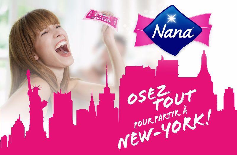 Visuel clé Pink Ticket NANA