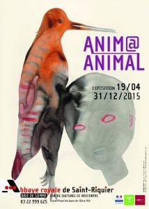 affiche Anim@ Animal