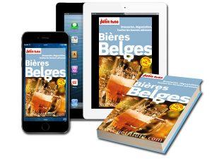 guide Bières belges Petit Futé