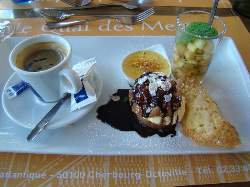 restaurant Le Quai des Mers Cité de la Mer Cherbourg - DR Melle Bon Plan