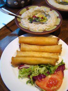 Rikakat fromage Noura Montparnasse - DR Melle Bon Plan