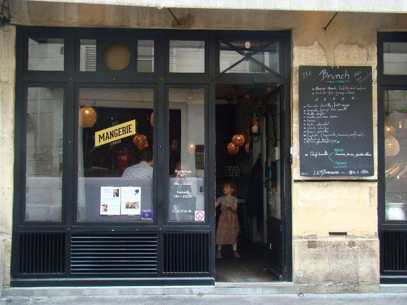 Brunch La Mangerie - DR Mademoiselle Bon Plan