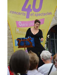 festival Opéra côté Cour bercy village