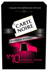CARTE NOIRE N°10