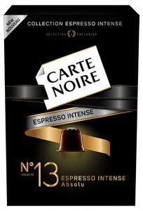 CARTE NOIRE N°13