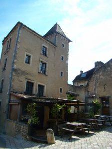 Chauvigny La Vienne - DR Melle Bon Plan