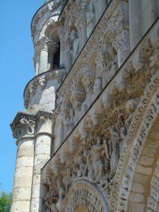 église Notre-Dame-la-Grande art roman Poitiers - DR Melle Bon Plan