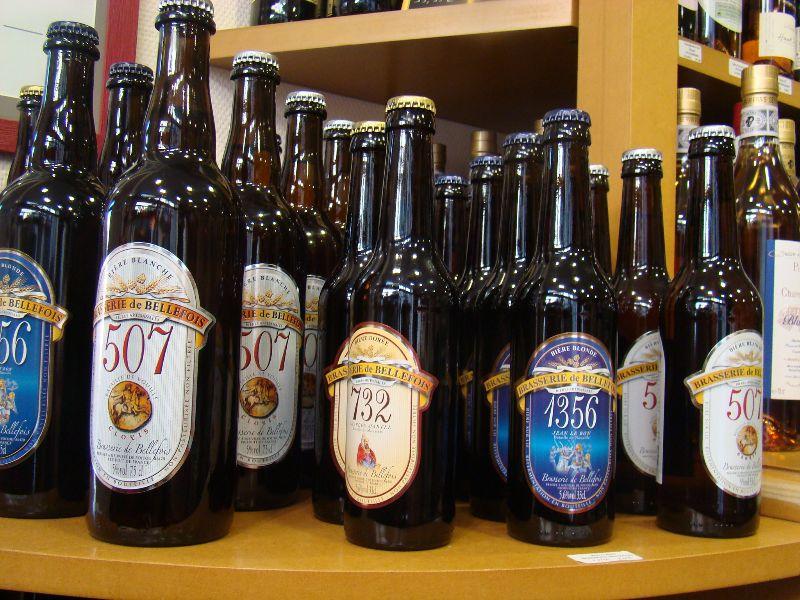 Bières de Bellefois - DR Melle Bon Plan