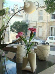 atelier-boutique céramique Fanny Laugier poitiers - Dr Melle Bon Plan