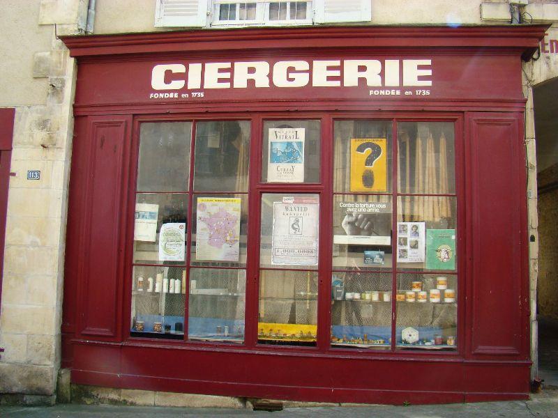 Poitiers La ciergerie - DR Melle Bon Plan