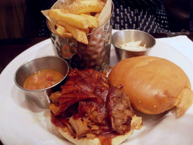 Burger SmokeHouse Hard Rock Café Paris - DR Melle Bon Plan