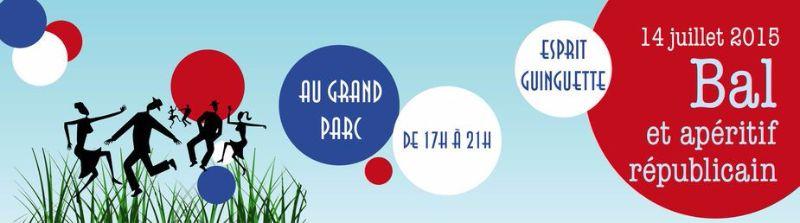 14 juillet à Saint-Ouen