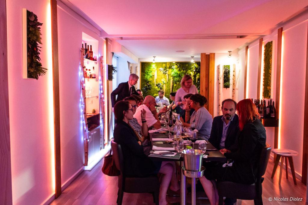 restaurant EsensAll - DR Nicolas Diolez 2018