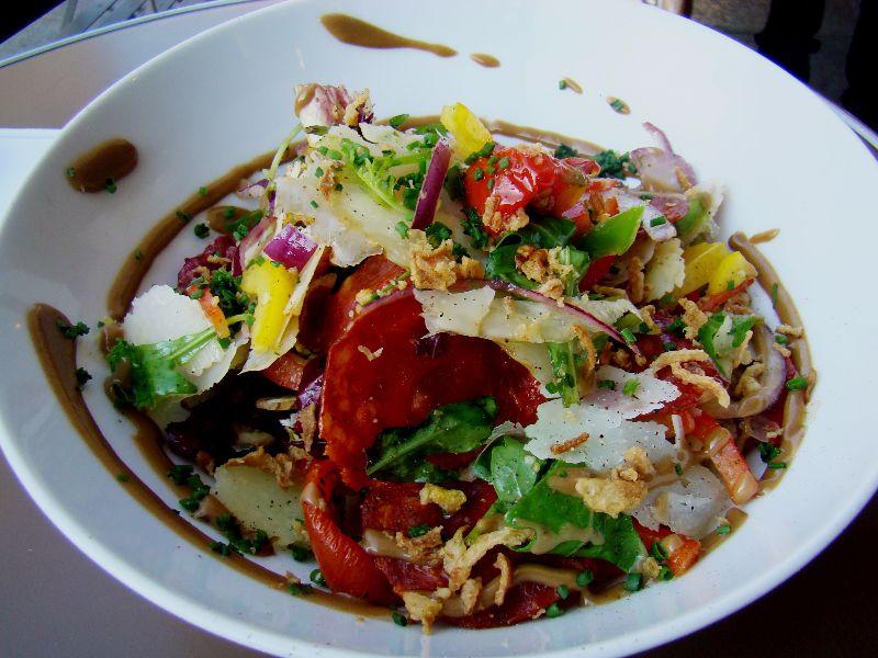 salade Zorro Comptoir des Arts - DR Melle Bon Plan