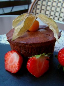 fondant au chocolat noir Comptoir des Arts - DR Melle Bon Plan