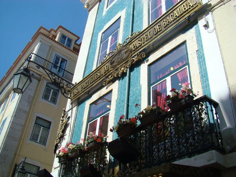 Casa Portuguesa do Pastel de Bacalhau Lisbonne - DR Melle Bon Plan
