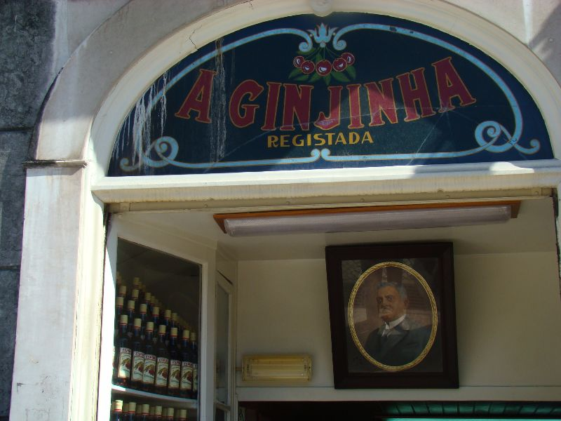 La Ginjinha Lisbonne - DR Melle Bon Plan