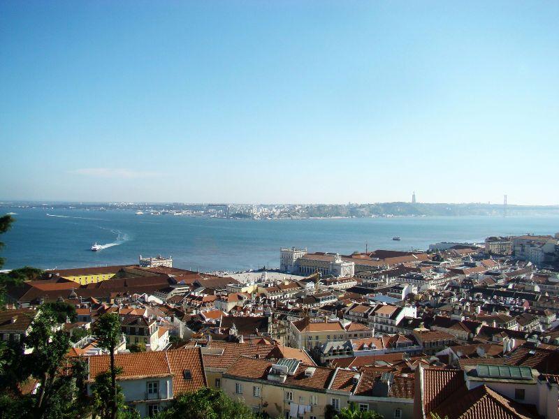 Castelo De Sao Jorge Lisbonne - DR Melle Bon Plan
