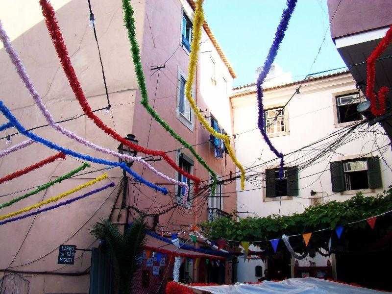 quartier de l'Alfama Lisbonne - DR Melle Bon Plan