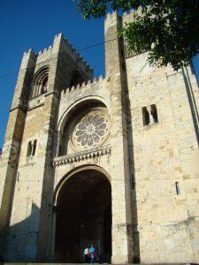 Cathédrale Lisbonne - DR Melle Bon Plan