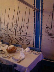 Ancien docks restaurant 5 Oceanos Lisbonne - DR Melle Bon Plan