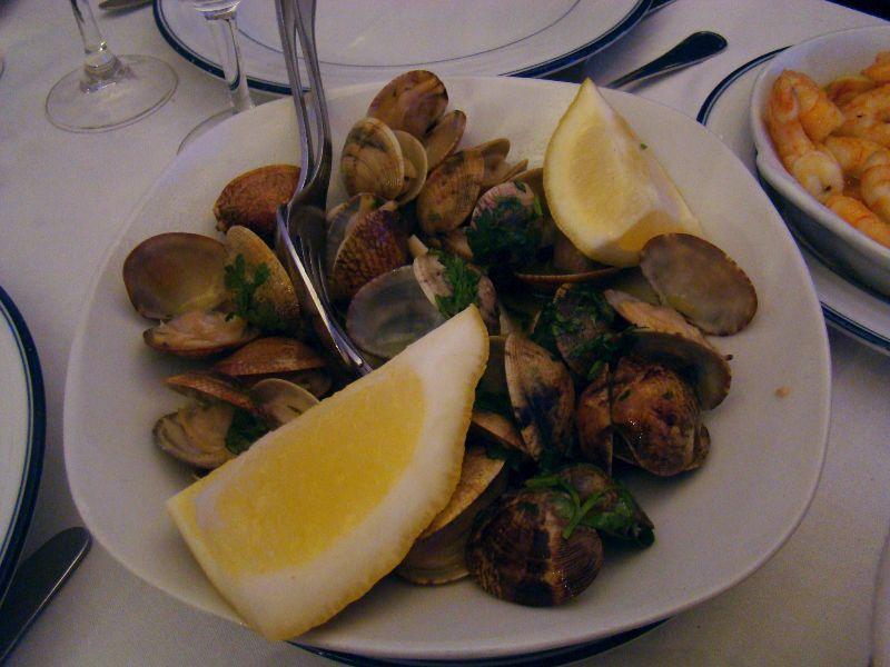 restaurant 5 Oceanos Lisbonne - DR Melle Bon Plan