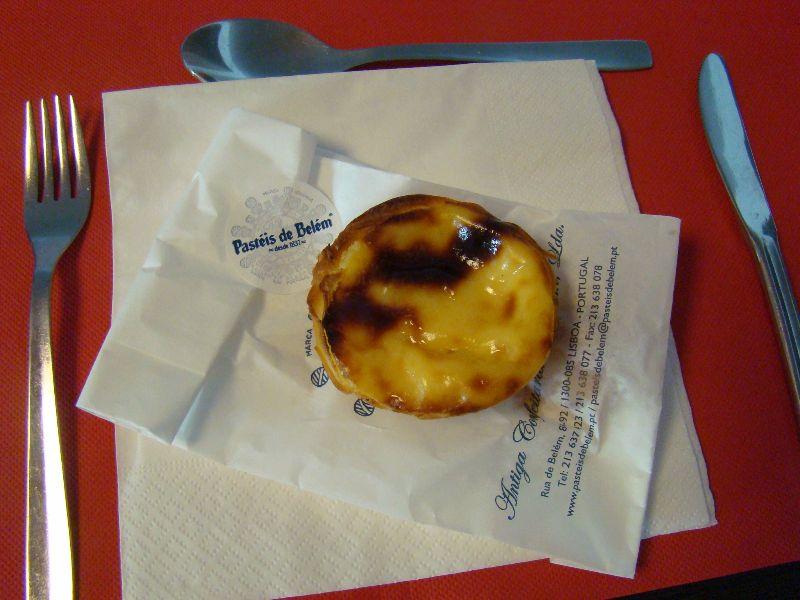 pastéis de Belém Hotel Jeronimos 8 Lisbonne - DR Melle Bon Plan