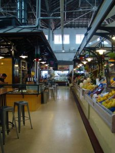 Mercado de Campo de Ourique Lisbonne - DR Melle Bon Plan
